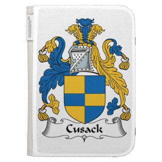 Escudo de la familia de Cusack