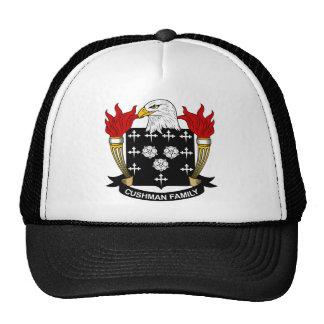 Escudo de la familia de Cushman Gorro De Camionero