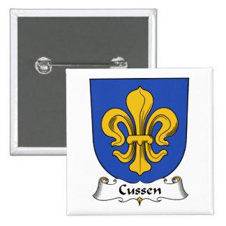 Escudo de la familia de Cussen Pin