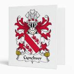 Escudo de la familia de Cynchwr