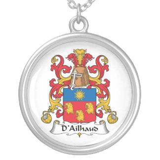 Escudo de la familia de D Ailhaud Grimpolas Personalizadas