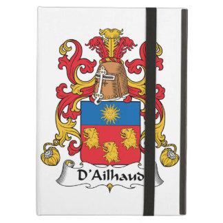 Escudo de la familia de D Ailhaud