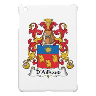 Escudo de la familia de D Ailhaud iPad Mini Fundas