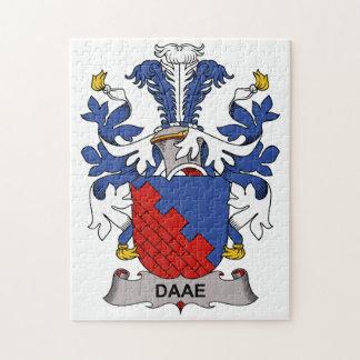 Escudo de la familia de Daae Puzzles