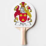Escudo de la familia de Dacre Pala De Tenis De Mesa