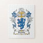 Escudo de la familia de Daems Puzzles
