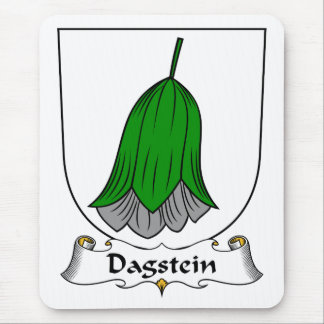 Escudo de la familia de Dagstein Alfombrilla De Raton