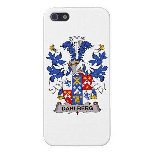 Escudo de la familia de Dahlberg iPhone 5 Protector
