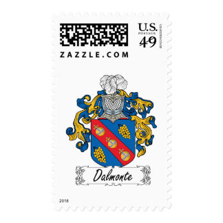 Escudo de la familia de Dalmonte Envio