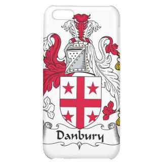 Escudo de la familia de Danbury