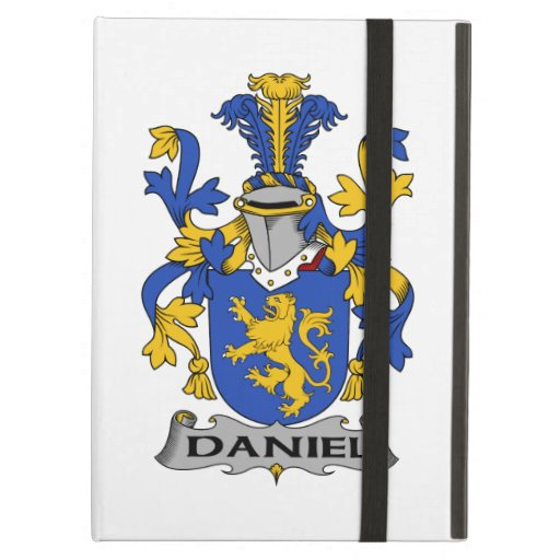 Escudo de la familia de Daniel