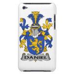 Escudo de la familia de Daniel Case-Mate iPod Touch Carcasas