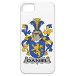 Escudo de la familia de Daniel iPhone 5 Carcasa