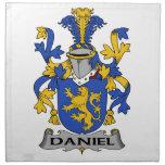 Escudo de la familia de Daniel Servilleta