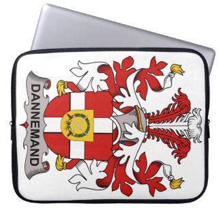 Escudo de la familia de Dannemand Fundas Ordendadores