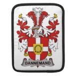 Escudo de la familia de Dannemand Funda Para iPads
