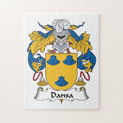 Escudo de la familia de Dansa Rompecabeza