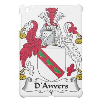 Escudo de la familia de D'Anvers
