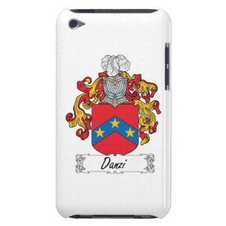 Escudo de la familia de Danzi Barely There iPod Coberturas