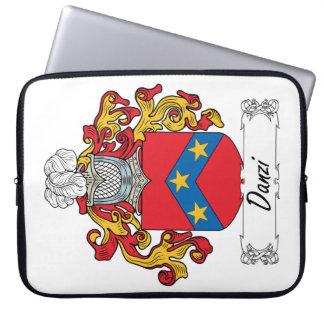 Escudo de la familia de Danzi Funda Ordendadores
