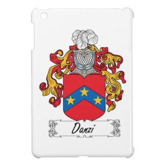 Escudo de la familia de Danzi iPad Mini Cobertura