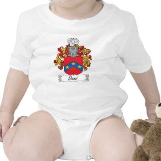 Escudo de la familia de Danzi Trajes De Bebé
