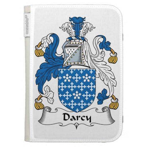 Escudo de la familia de Darcy