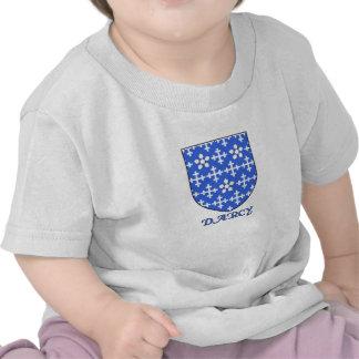 Escudo de la familia de Darcy Camiseta