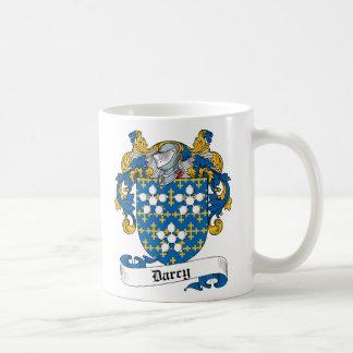 Escudo de la familia de Darcy Taza Clásica