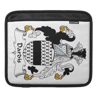 Escudo de la familia de Dardis Mangas De iPad