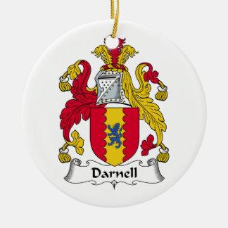 Escudo de la familia de Darnell Adorno Para Reyes