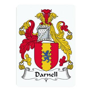 Escudo de la familia de Darnell Anuncios