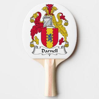 Escudo de la familia de Darnell Pala De Ping Pong