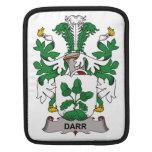 Escudo de la familia de Darr Funda Para iPads