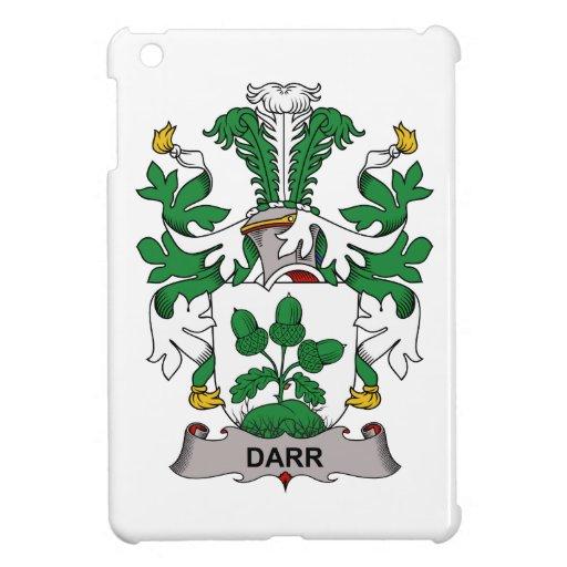 Escudo de la familia de Darr iPad Mini Cárcasas