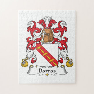 Escudo de la familia de Darras Puzzles