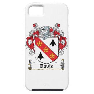 Escudo de la familia de Davie iPhone 5 Case-Mate Funda