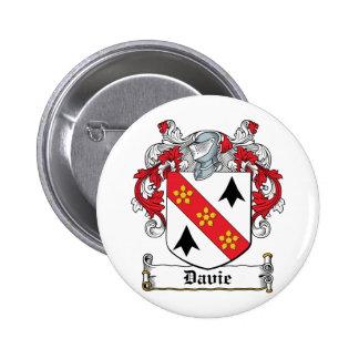 Escudo de la familia de Davie Pin