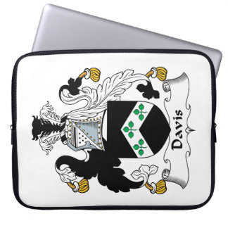 Escudo de la familia de Davis Mangas Computadora
