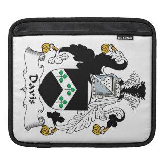 Escudo de la familia de Davis Mangas De iPad