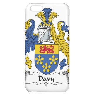 Escudo de la familia de Davy
