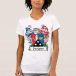 Escudo de la familia de Davydov Camisetas