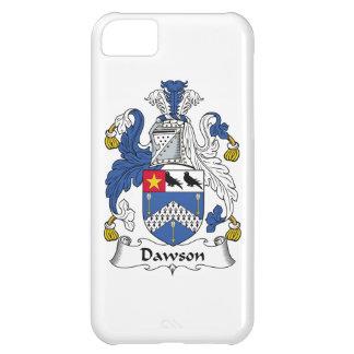 Escudo de la familia de Dawson Funda Para iPhone 5C