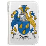 Escudo de la familia de Deane