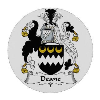 Escudo de la familia de Deane Fichas De Póquer