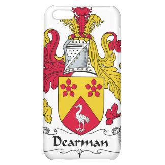 Escudo de la familia de Dearman