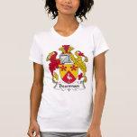Escudo de la familia de Dearman Camisetas