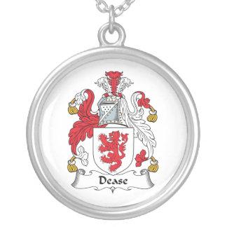 Escudo de la familia de Dease Joyeria Personalizada