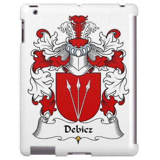 Escudo de la familia de Debicz