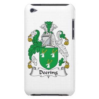 Escudo de la familia de Deering iPod Touch Protector